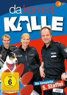 Da kommt Kalle Staffel 5 (finale Staffel), 3 DVDs