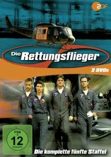 Die Rettungsflieger Staffel 5, 2 DVDs