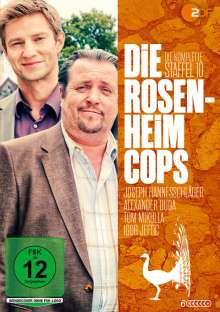 Die Rosenheim-Cops Staffel 10, 6 DVDs