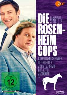 Die Rosenheim-Cops Staffel 12, 5 DVDs