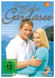 Eine Liebe am Gardasee (Komplette Serie), 4 DVDs