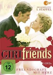 GIRL friends Staffel 1, 3 DVDs