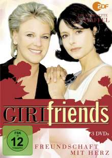 GIRL friends Staffel 2, 3 DVDs