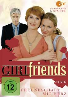 GIRL friends Staffel 6, 3 DVDs