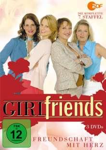 GIRL friends Staffel 7 (finale Staffel), 3 DVDs