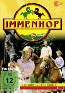 Immenhof (Komplette Serie), 4 DVDs