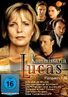 Kommissarin Lucas (Folge 01-06), 3 DVDs