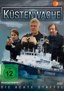 Küstenwache Staffel 8, 3 DVDs