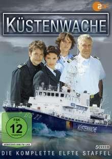 Küstenwache Staffel 11, 5 DVDs