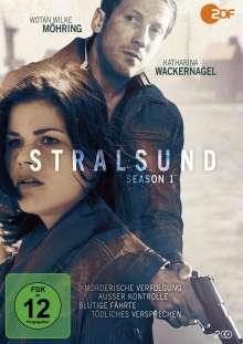 Stralsund Teil 1-4, 2 DVDs