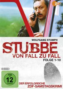 Stubbe - Von Fall zu Fall (Folge 1-10), 5 DVDs