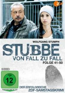 Stubbe - Von Fall zu Fall (Folge 41-50), 5 DVDs