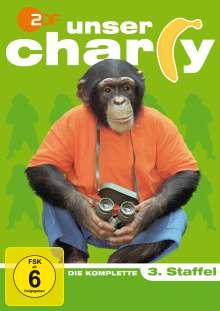 Unser Charly Staffel 3, 3 DVDs