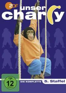 Unser Charly Staffel 5, 4 DVDs