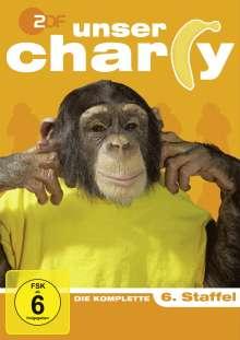 Unser Charly Staffel 6, 4 DVDs