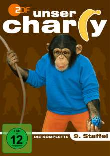 Unser Charly Staffel 9, 3 DVDs