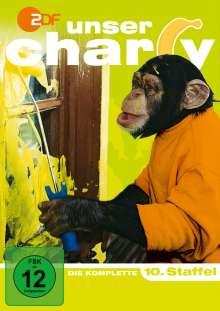 Unser Charly Staffel 10, 3 DVDs