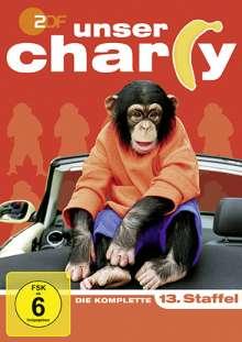 Unser Charly Staffel 13, 3 DVDs