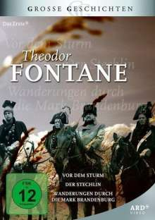 Theodor Fontane - Box (Große Geschichten), 7 DVDs