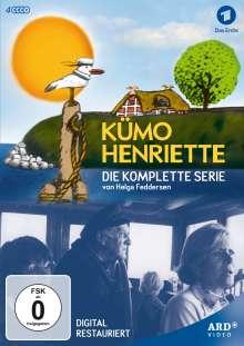 Kümo Henriette (Komplette Serie), 4 DVDs