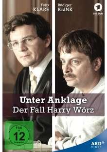 Unter Anklage: Der Fall Harry Wörz, DVD