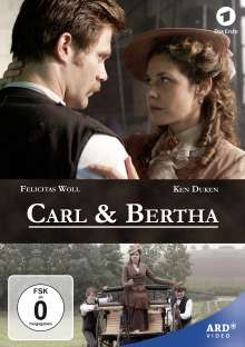 Carl & Bertha, DVD