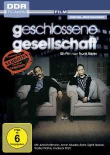 Geschlossene Gesellschaft, DVD