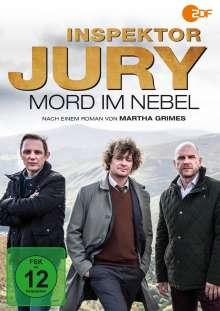 Inspektor Jury: Mord im Nebel, DVD