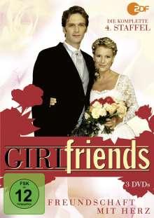 GIRL friends Staffel 4, 3 DVDs