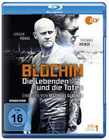 Blochin Staffel 1: Die Lebenden und die Toten (Blu-ray), 2 Blu-ray Discs