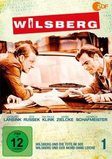 Wilsberg DVD 1: Die Tote im See / Der Mord ohne Leiche, DVD