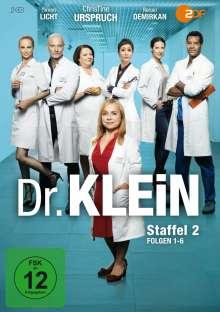 Dr. Klein Staffel 2 (Folge 01-06), 2 DVDs