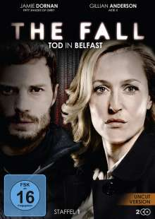 The Fall - Tod in Belfast Staffel 1, 2 DVDs