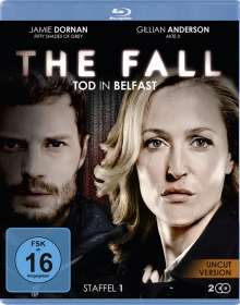 The Fall - Tod in Belfast Staffel 1 (Blu-ray), 2 Blu-ray Discs