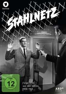 Stahlnetz (Gesamtbox), 9 DVDs