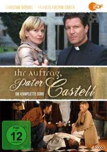 Ihr Auftrag, Pater Castell (Komplette Serie), 4 DVDs