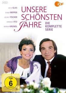 Unsere schönsten Jahre (Komplette Serie), 3 DVDs