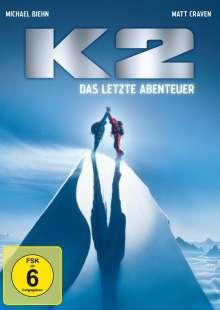K2 - Das letzte Abenteuer, DVD