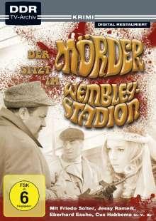 Der Mörder sitzt im Wembley-Stadion, DVD