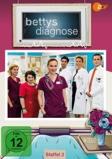 Bettys Diagnose Staffel 2, 3 DVDs