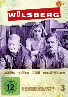 Wilsberg DVD 3: Wilsberg und der Tote im Beichtstuhl / Wilsberg und der stumme Zeuge, DVD