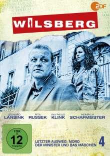 Wilsberg DVD 4: Letzter Ausweg: Mord / Der Minister und das Mädchen, DVD