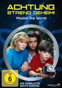 Achtung - Streng geheim! Staffel 1, 3 DVDs