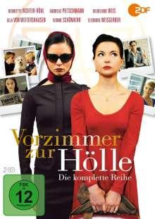 Vorzimmer zur Hölle (Komplette Reihe), 2 DVDs
