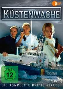 Küstenwache Staffel 3, 3 DVDs