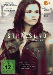 Stralsund Teil 5-8, 2 DVDs