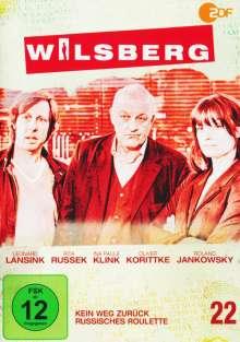 Wilsberg DVD 22: Kein weg zurück / Russisches Roulette, DVD
