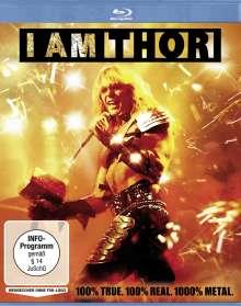 I am Thor - Jon Mikl Thor (OmU) (Blu-ray), Blu-ray Disc
