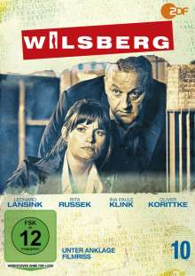 Wilsberg DVD 10: Unter Anklage / Filmriss, DVD