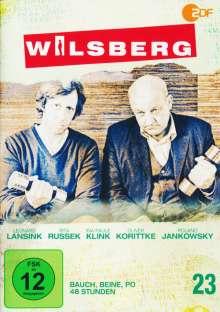 Wilsberg DVD 23: Bauch, Beine, Po / 48 Stunden, DVD
